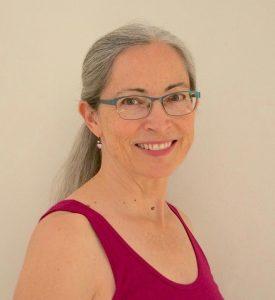 Yoga Center of Marin: instructor Susan McCormick