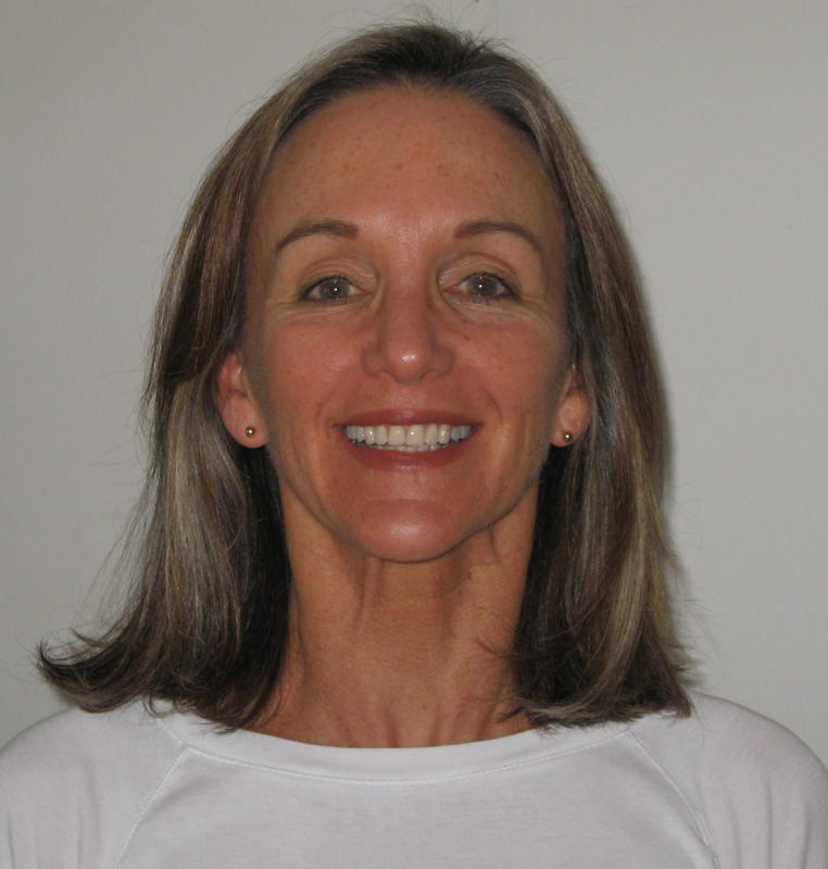 Yoga Center of Marin director & instructor Suzanne Kanner