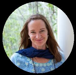 Yoga Center of Marin instructor Julia Lorimer