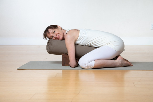 Spine Care Benefit Workshop with Julia Lorimer at Yoga Center of Marin